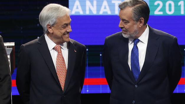 Piñera y Guillier se ven las caras en el último debate de cara a la segunda vuelta