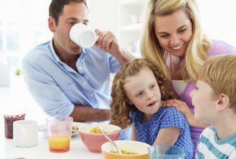 La responsabilidad de los padres en los malos hábitos alimenticios