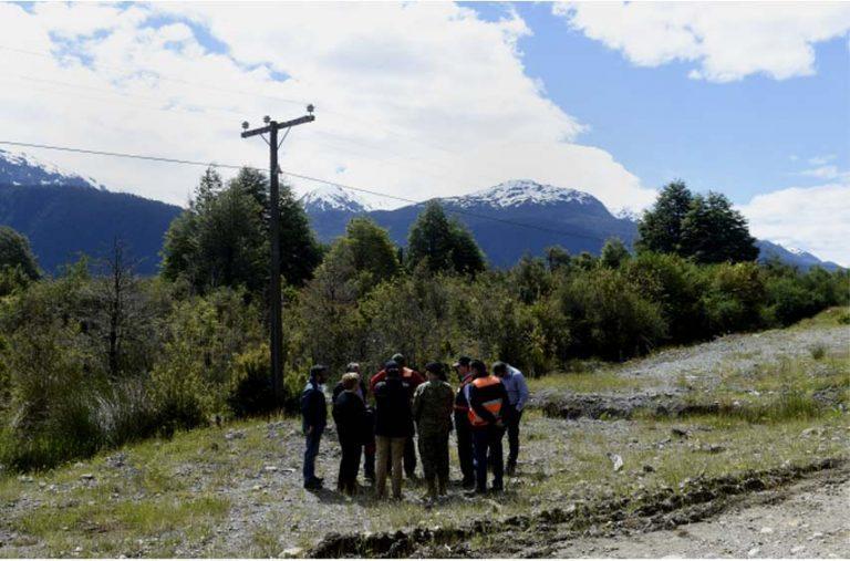 ONEMI establece Zona de Exclusión y se mantiene Evacuación Preventiva en Villa Santa Lucía