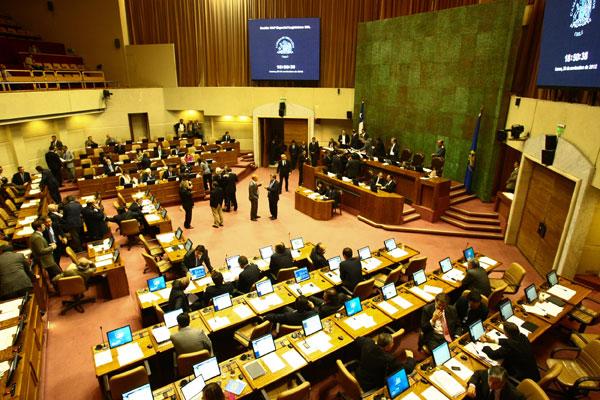 Cámara de Diputados visa a Zaldívar y la DC se retira de las negociaciones por la mesa de la Corporación