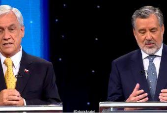 Último debate presidencial: Candidatos no responden con claridad preguntas y se hicieron algunos rasguños