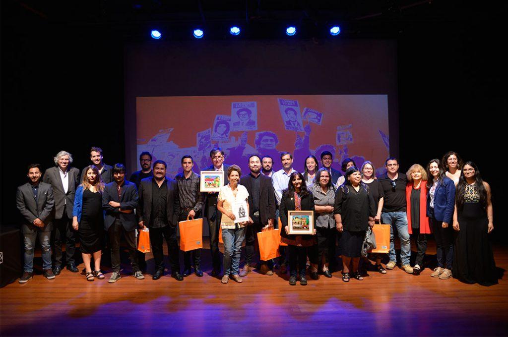 Museo de la Memoria y los DDHH, y colegio de Periodistas, entrega Premio Periodismo Memoria y Derechos Humanos