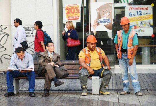 Desempleo en el Gran Santiago llega a 7,1%