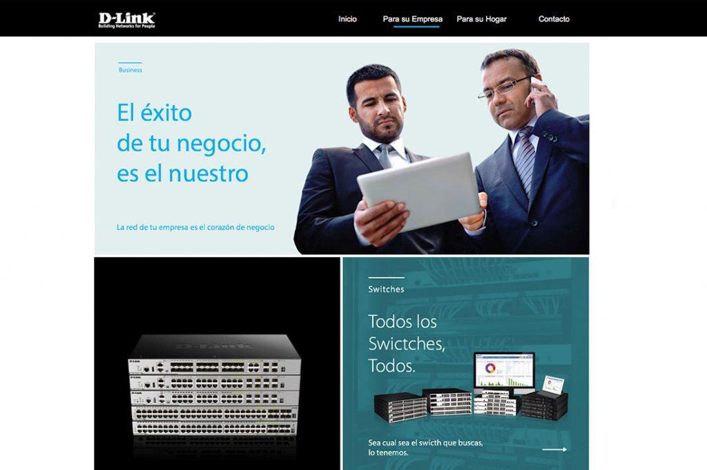 D-Link lanza nuevo sitio web para Chile enfocado en el mercado local