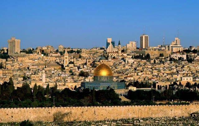 """EEUU se salta a la ONU al dar estatus de capital de Israel a Jersualén y ONU recuerda a """"Jerusalén como capital de Israel y Palestina"""""""