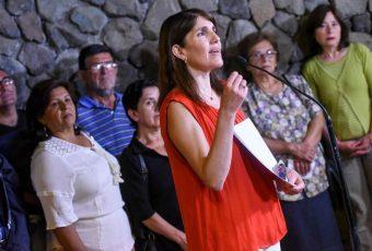 """La vocera de Palacio sale al paso por nuevas acusaciones por intervencionismo: """"Responde a una estrategia electoral que ha tomado la oposición"""""""