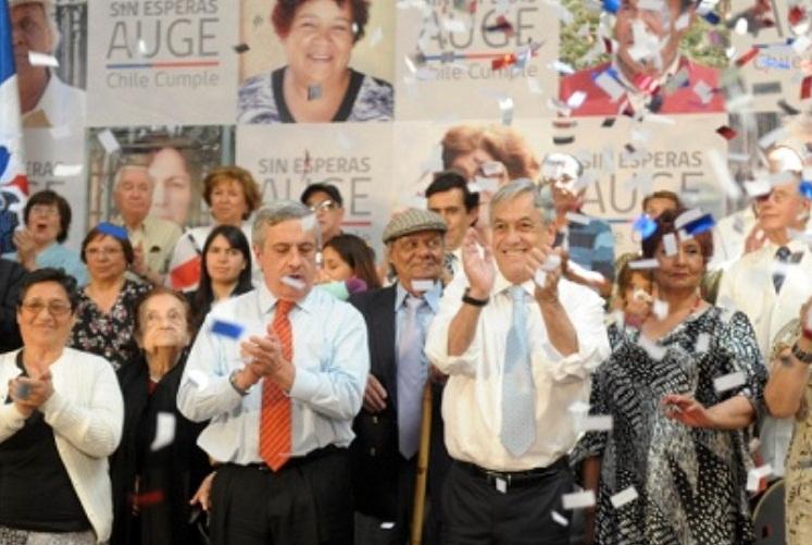 Contraloría asesta duro golpe a Piñera: Asegura que listas de espera fueron reducidas artificialmente