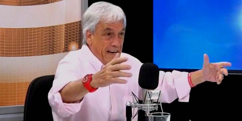 """Todo sea por los votos: Piñera se compromete con la """"familia militar"""" para mantener y mejorar Punta Peuco"""