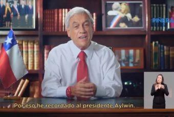 Presidencia realiza sumario por compra de millonaria TV para Cerro Castillo