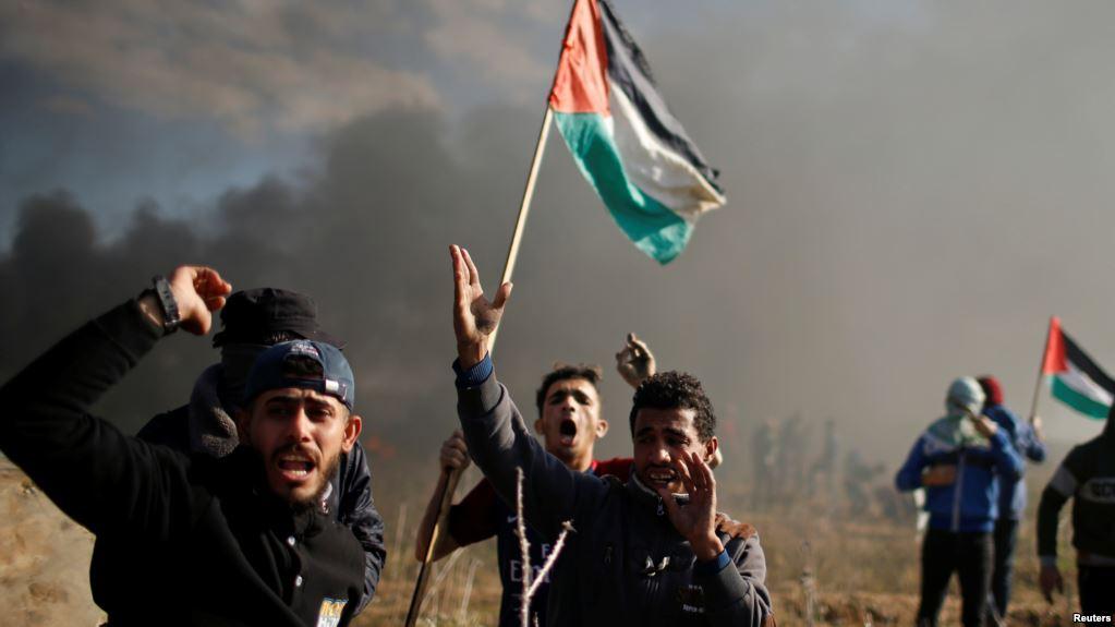 Aumentan protestas y víctimas palestinas por reconocimiento de Jerusalén como capital de Israel: Ataques de Israel provocan dos muertos en Gaza