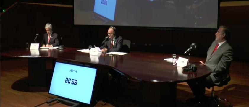 Debate Archi marcado por candidatos contenidos para evitar errores de cara a la segunda vuelta