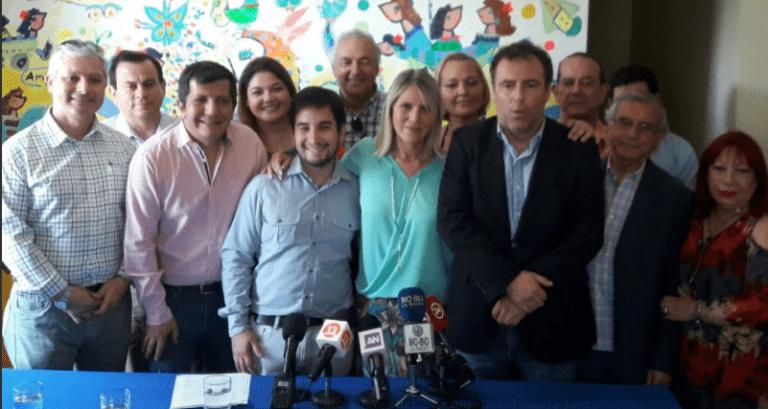 Amplitud anuncia que se disolverá y descarta fusionarse con otro partido político