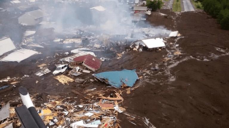 Aumenta a 14 la cifra de fallecidos por aluvión en Villa Santa Lucía