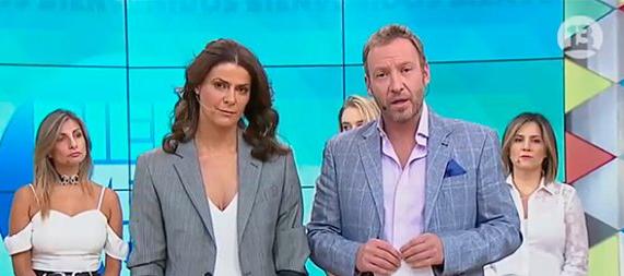 Nabila Riffo se querella contra Tonka Tomicic y ex director de Bienvenidos por difundir peritajes ginecólogicos
