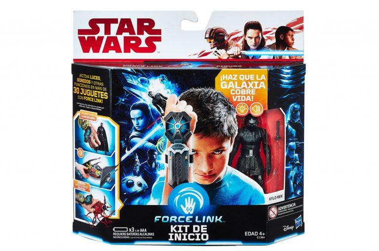 Force Link: ¡El poder de Star Wars está en tus manos!