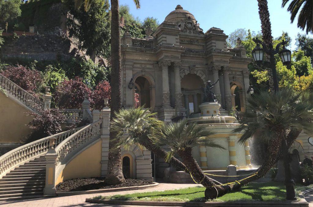 Descubre tu Ciudad: Cerro Santa Lucía