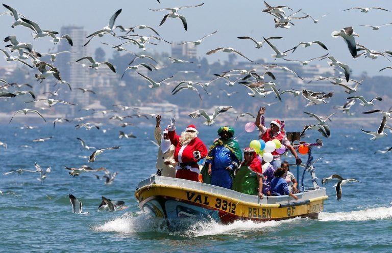 """""""Pescadores Pascueros"""" de Valparaíso es una de las fotos del día que recorre el mundo"""