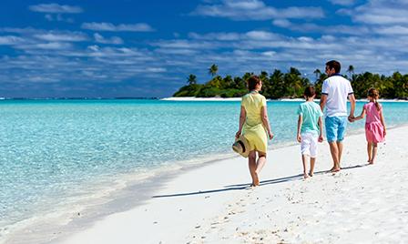 Vacaciones con mejor calidad de vida familiar