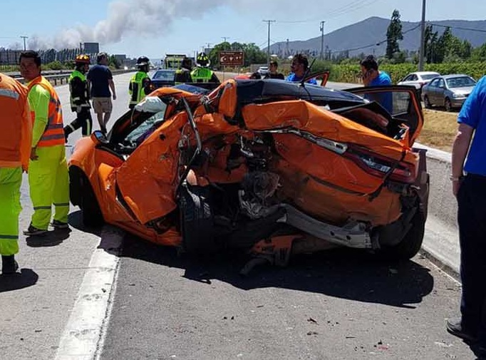 En Ruta 68 altura de Casablanca: Mueren profesionales de la prensa del CDF en accidente de tránsito
