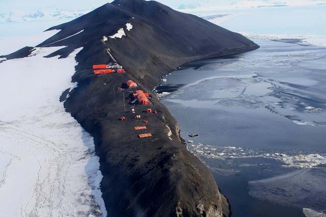Argentina: Por 45 días  funcionará la base antártica Matienzo