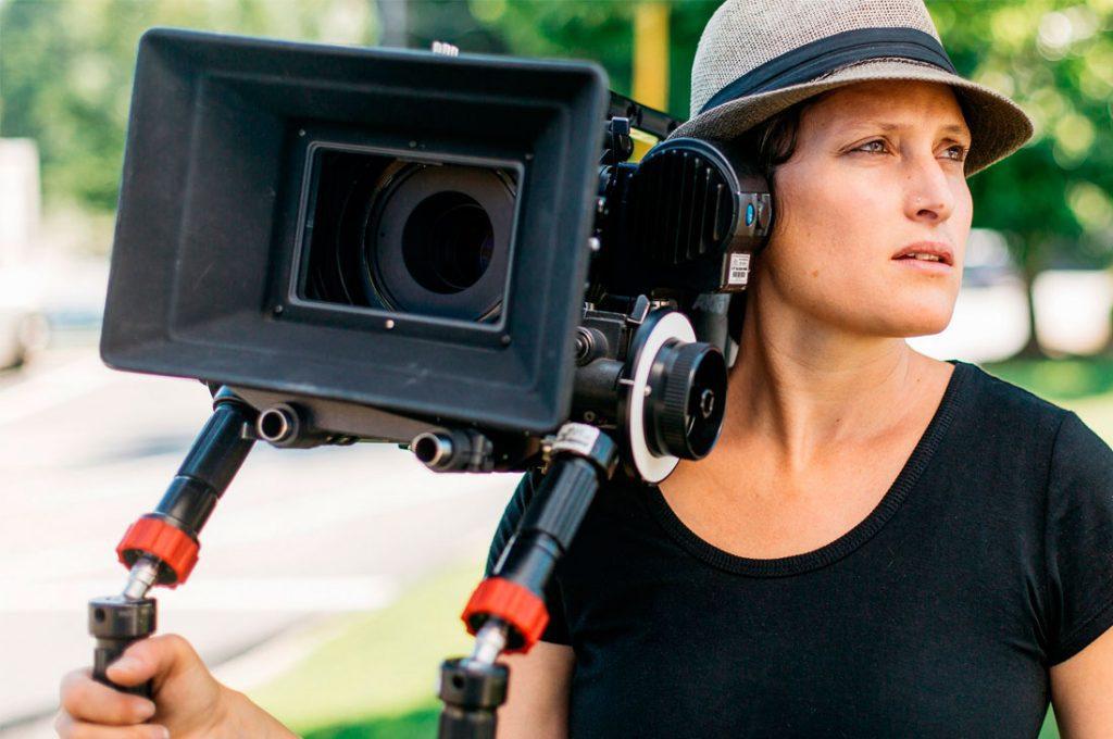 Esta mujer está nominada a un Oscar por mejor cinematografía