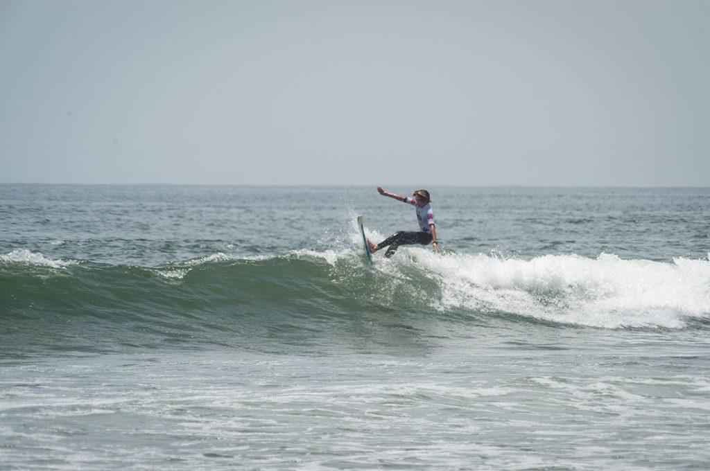 """Llega a La Serena """"Milo Grom Series by Billabong"""" el circuito de surf solo para niños"""