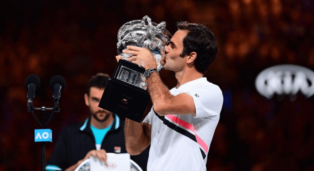 Federer gana su 20 Grand Slam y aumenta su leyenda en el tenis