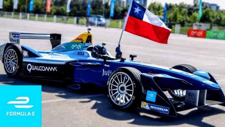 Carrera Fórmula E: Comienza semana de terror para santiaguinos por cortes de tránsito
