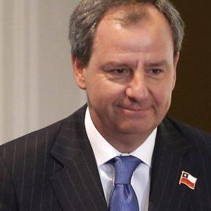 Ministro de Educación, Gerardo Varela