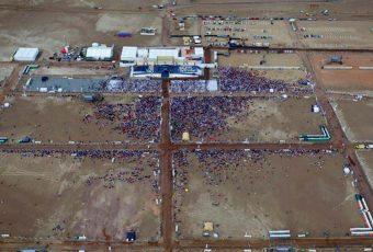 Prensa argentina sostiene que: La gira en Chile del Papa se convierte en la peor de sus cinco años de pontificado
