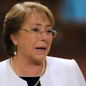 Michelle Bachelet, ex Presidenta