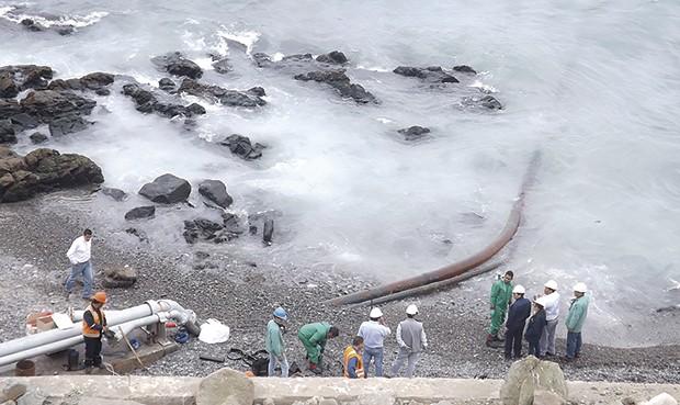 Cochilco proyecta aumento de un 289,9% de consumo de agua de mar en la minería para el 2028