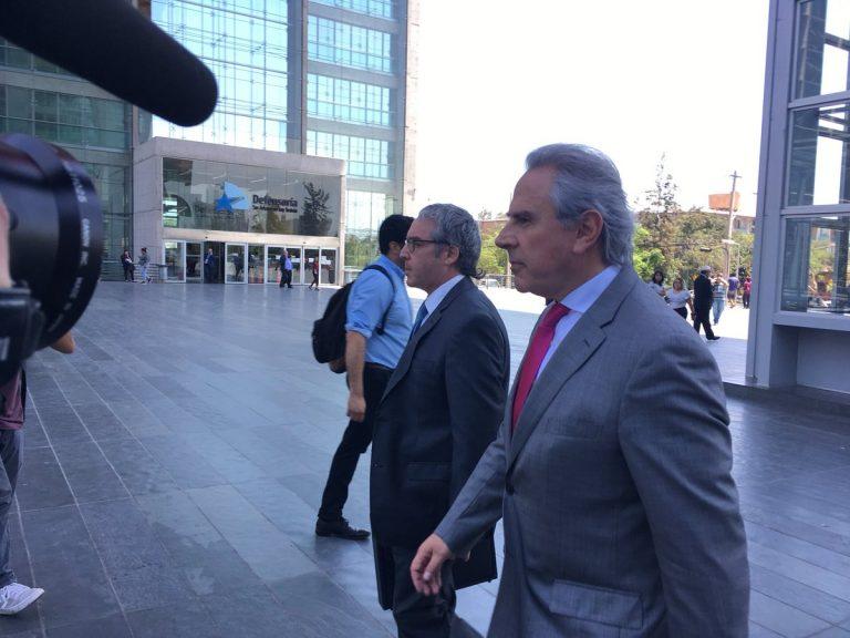 Se salvó por un raspado de olla: Justicia aceptó salida alternativa a desaforado senador Moreira
