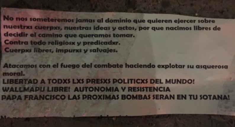 panfleto-ataque-iglesias