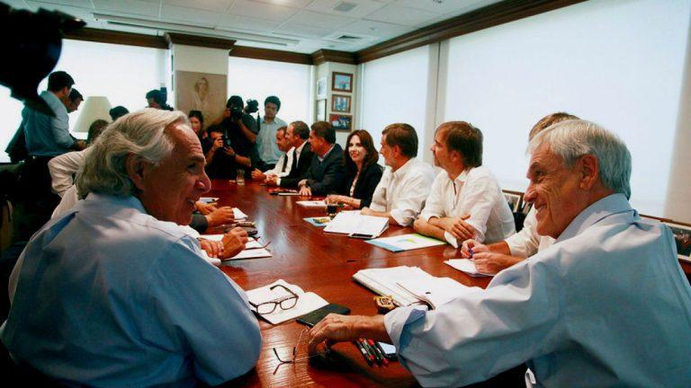 """Mañana es el """"Día D"""": Piñera da a conocer su gabinete y lo hará en el ex Congreso Nacional"""