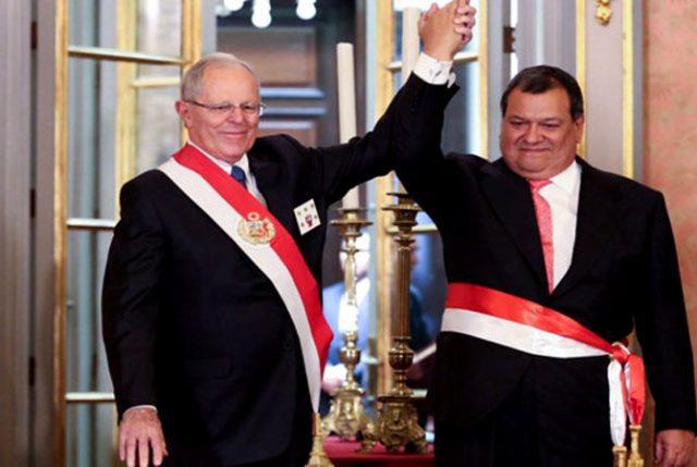 Perú: PPK se sigue quedando sin ministros ahora renuncia el titular de Defensa y se agudiza crisis política