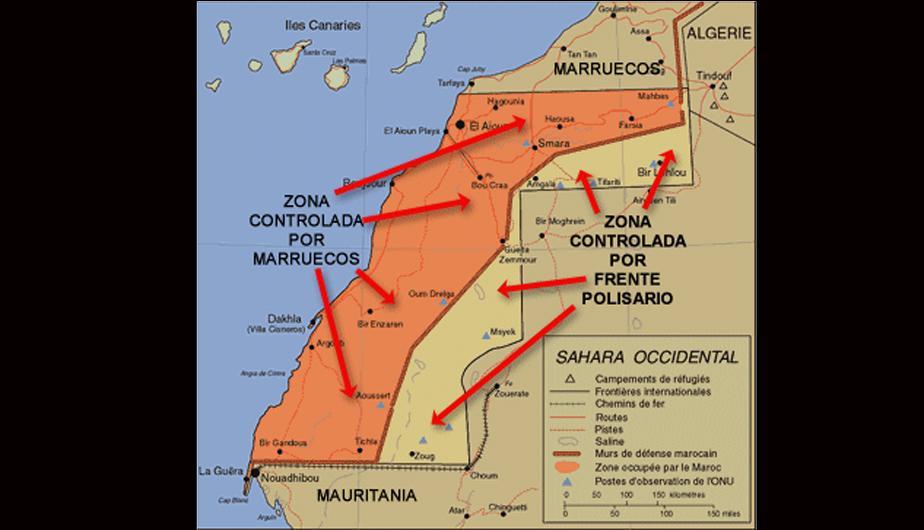 """Cámara de Diputados pide apoyar propuesta de Marruecos por la cuestión """"Sahara Occidental"""""""