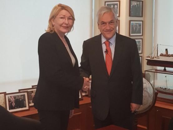Piñera le enrostra a Bachelet que de viajar a Cuba se habría reunido con la disidencia