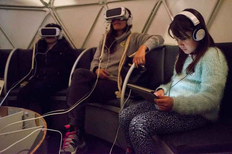 Viaja este verano con la Máquina del Tiempo y experimenta la realidad virtual