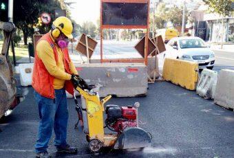 Aguas Andinas logró hacer mantención en Providencia sin cortar el suministro