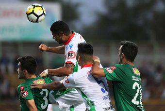 Fome empate entre Audax Italiano y Deportes Temuco en La Pintana