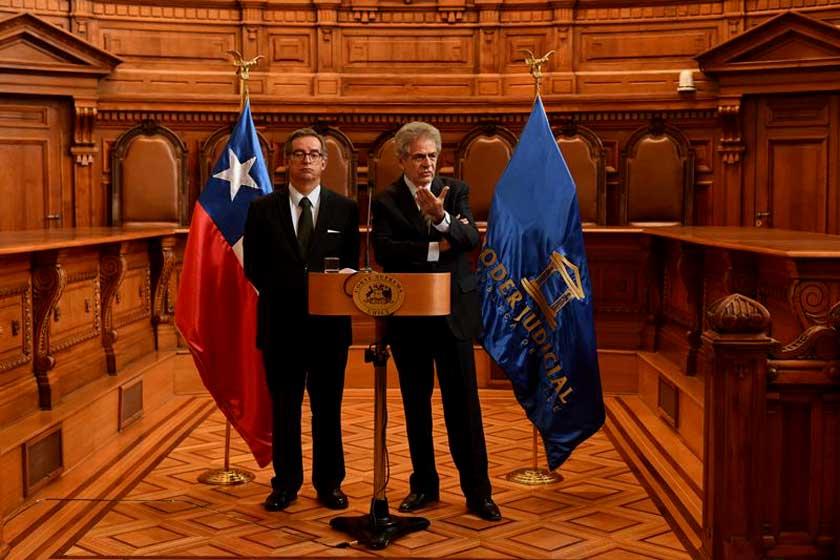 Corte Suprema hace llamado de atención por crítica situación de las cárceles de Chile