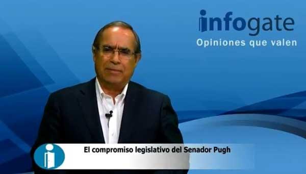 """La opinión de Kenneth Pugh, senador electo por Valparaíso: """"Reafirmo mis compromisos que hice durante la campaña por la Región"""""""