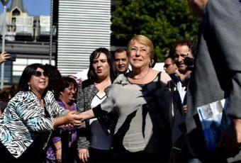 Volvió Bachelet: Criticó la gestión de Sebastián Piñera y acusó retroceso en las reformas