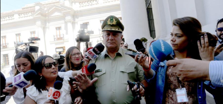 """Diputada Parra por nuevos datos de Caso Huracán: """"Carabineros tenía una unidad de inteligencia corrupta"""""""