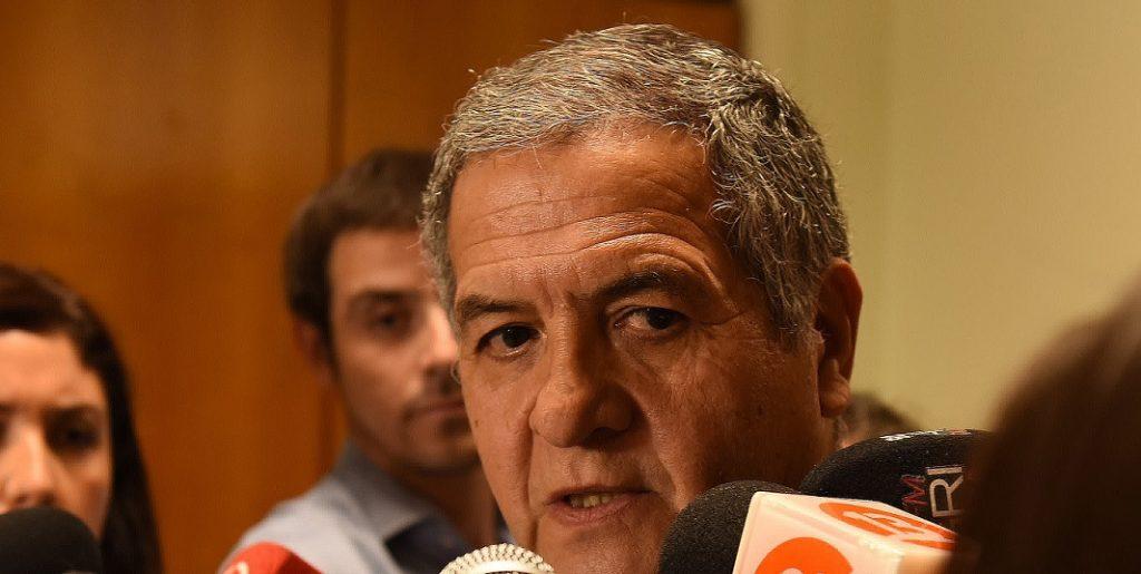 """Ministro Carroza por detención de Ricardo Palma Salamanca: """"Espero que el proceso de extradición se apruebe"""""""