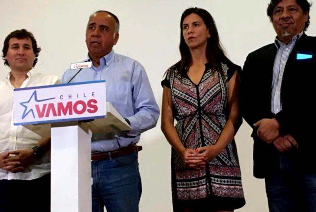 """Chile Vamos en picada contra el Gobierno por supuestas """"jefaturas amarradas"""""""