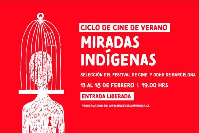 """Museo de la Memoria y los DDHH trae a Chile la selección """"Miradas Indígenas"""" del Festival de Cine sobre Derechos Humanos de Barcelona 2016"""