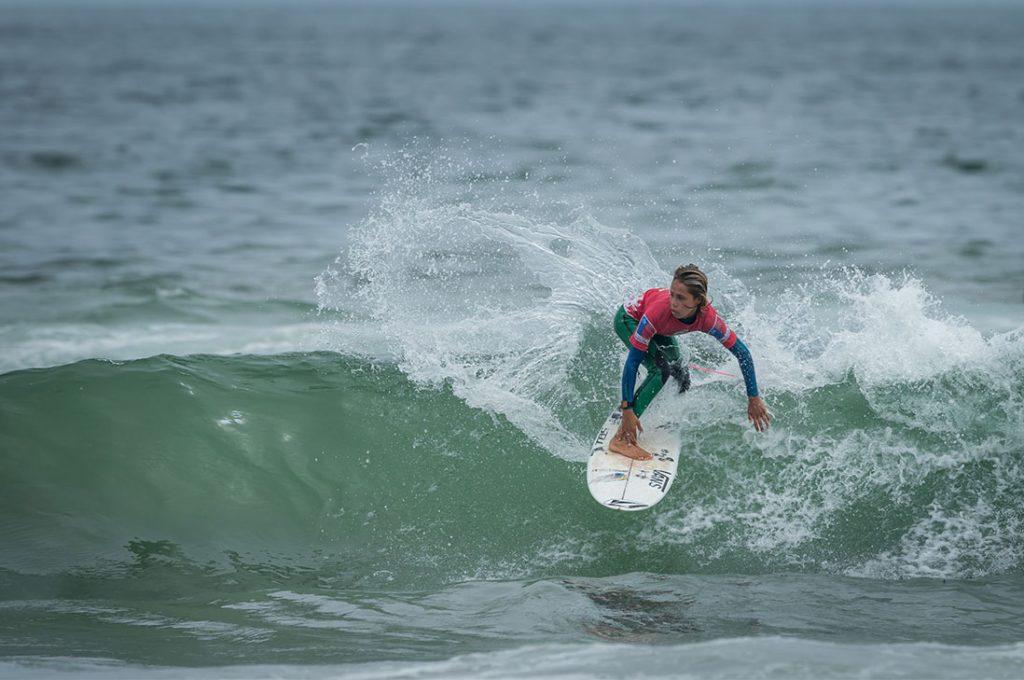 """En Maitencillo cerrará el circuito de surf para niños  """"MILO Grom Series by Billabong"""""""