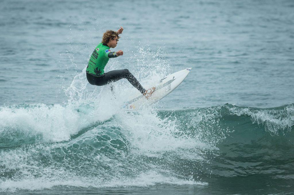 Exitoso balance realiza el circuito de surf para niños MILO Grom Series by Billabong en su despedida